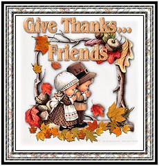 Friday Night Links:  Thanksgiving Edition