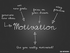 Post image for Four Steps to Improve your Motivation