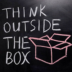 Start Thinking Outside the Box!