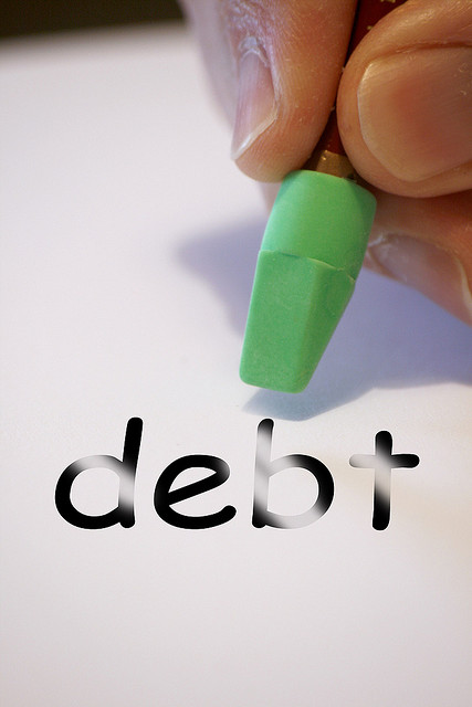 Stop the Insanity, Get Out of Debt