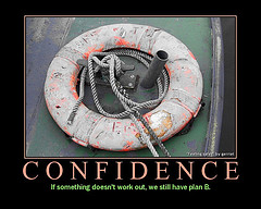 The 3 C's of Success