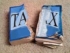 I Love Taxes