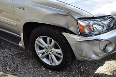 Claiming compensation after a car accident