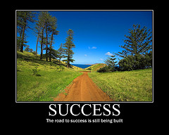Road Map to Success – A Personal Story