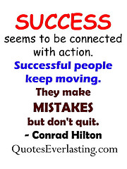 Success Is What Is Accomplished!