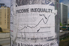 Why is there income inequality?