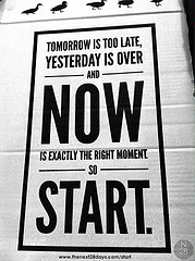 How to Start Over Again