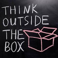 Start Thinking Outside the Box!