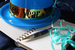 Have you Broken your New Year's Resolutions Yet?